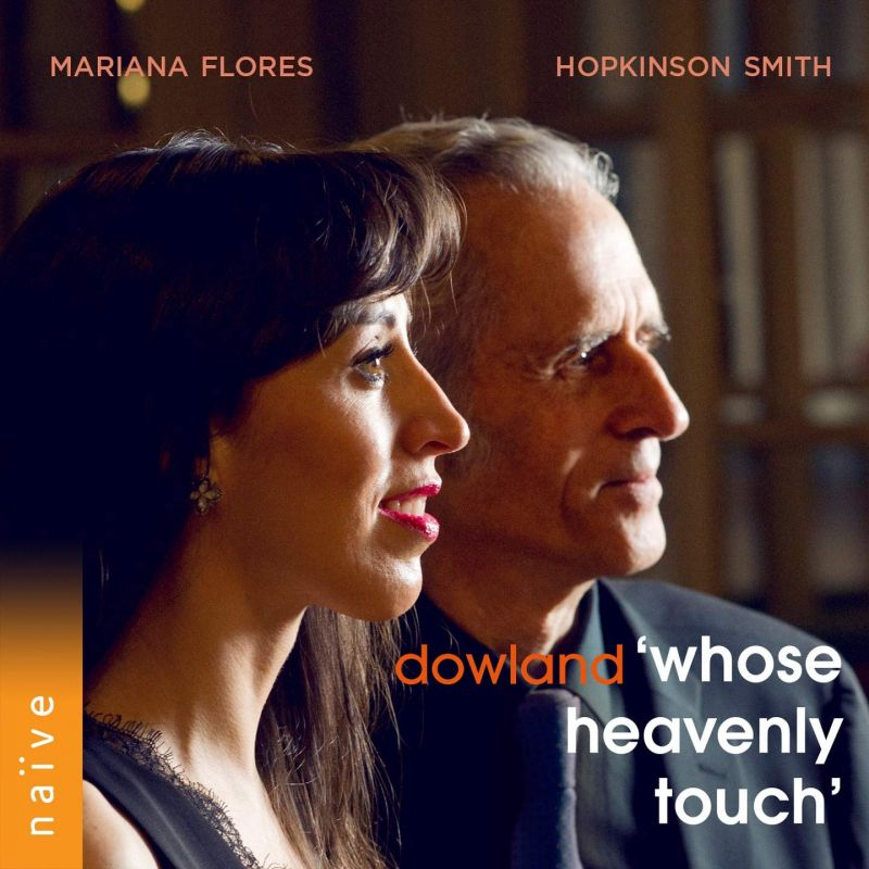 Review of DOWLAND 'Whose heavenly touch'
