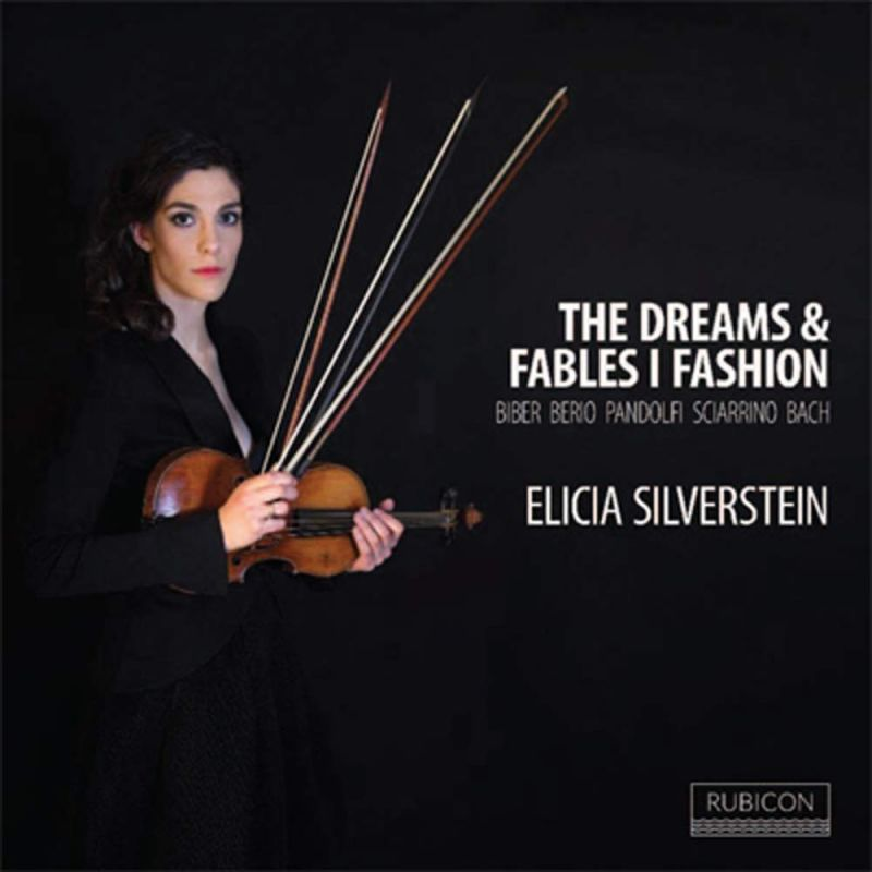 Review of The Dreams and Fables I Fashion (Elicia Silverstein)