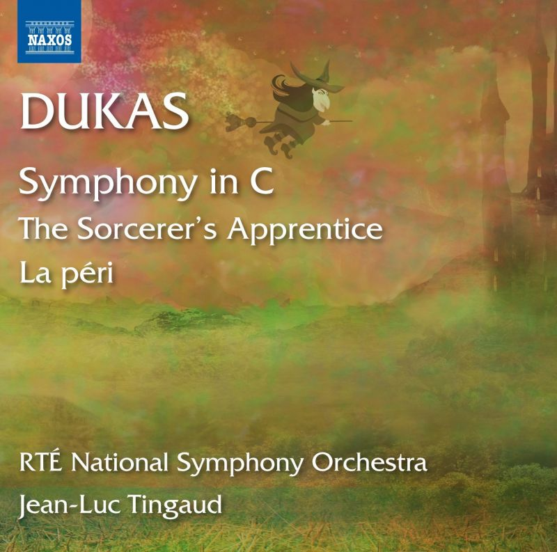 8 573296. DUKAS Symphony in C. The Sorcerers Apprentice