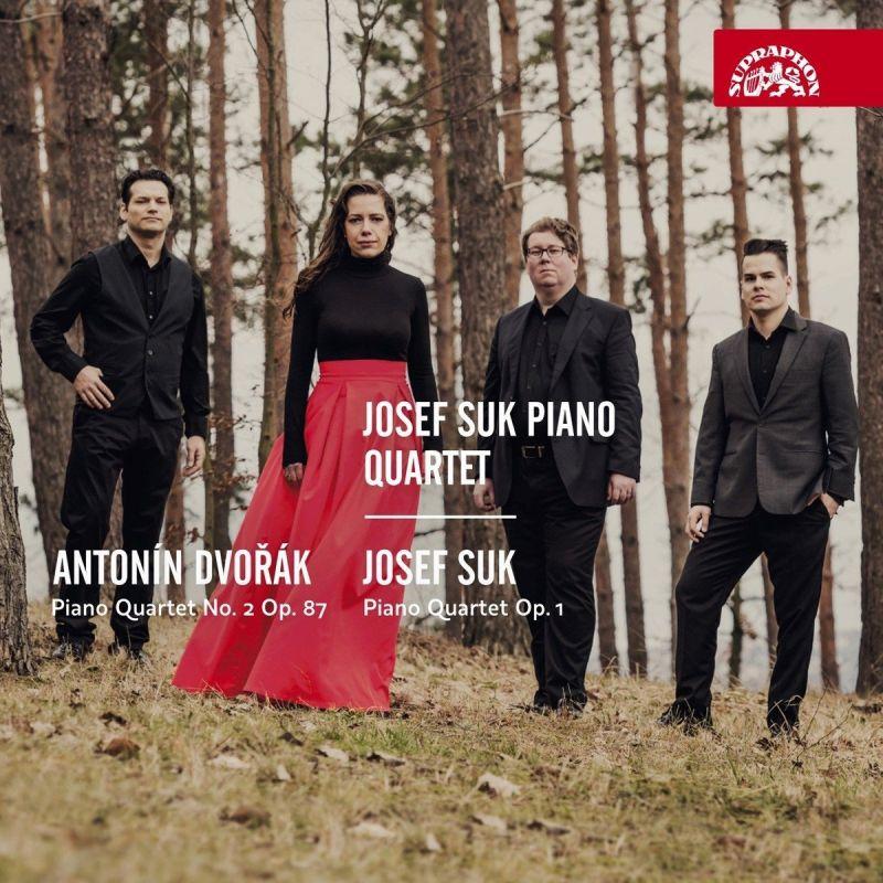 Review of DVOŘÁK Piano Quartets Nos 1 & 2 (Dvořák Piano Quartet)
