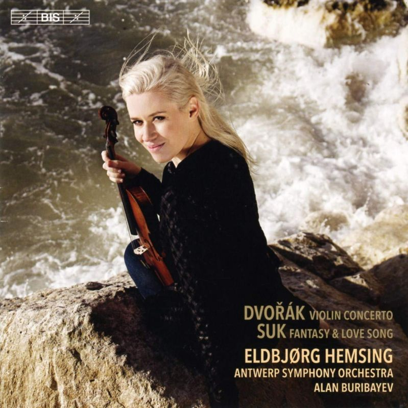 Review of DVOŘÁK Concerto for Violin and Orchestra (Hemsing)