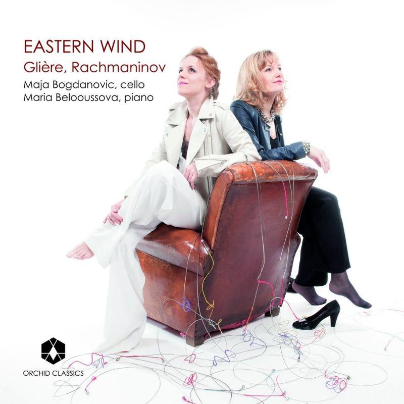 ORC100078. GLIÉRE 12 Album Leaves. RACHMANINOV Cello Sonata