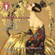 Review of ELGAR The Spanish Lady. Organ Sonata (Yates)