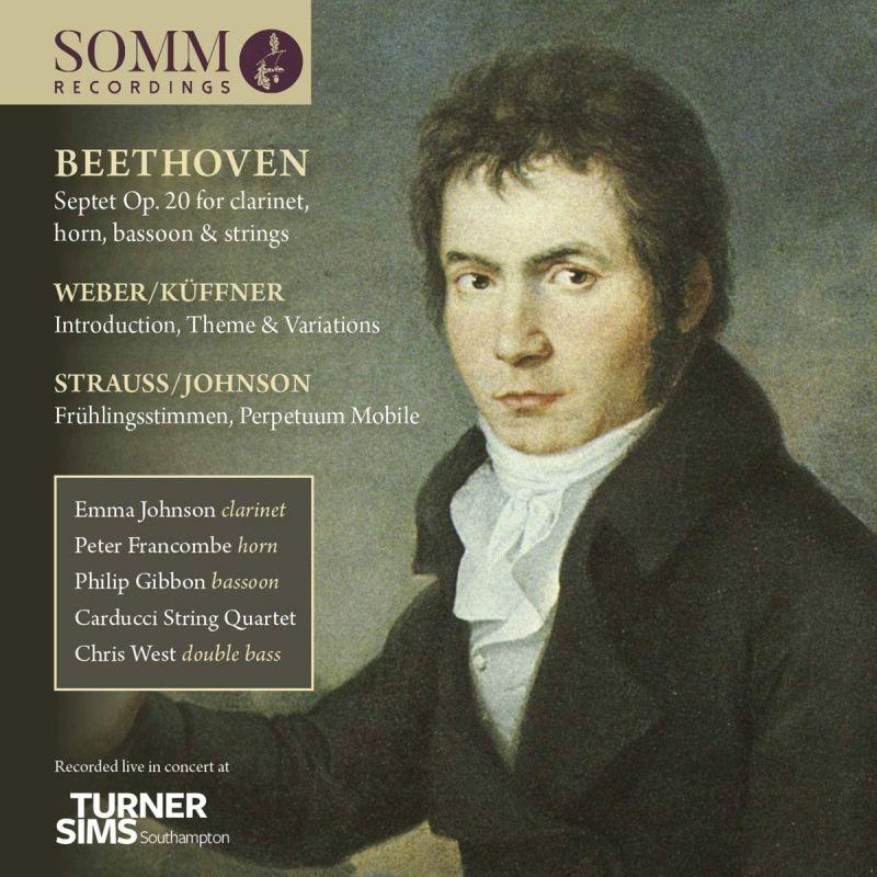 Review of BEETHOVEN Septet (Emma Johnson et al)