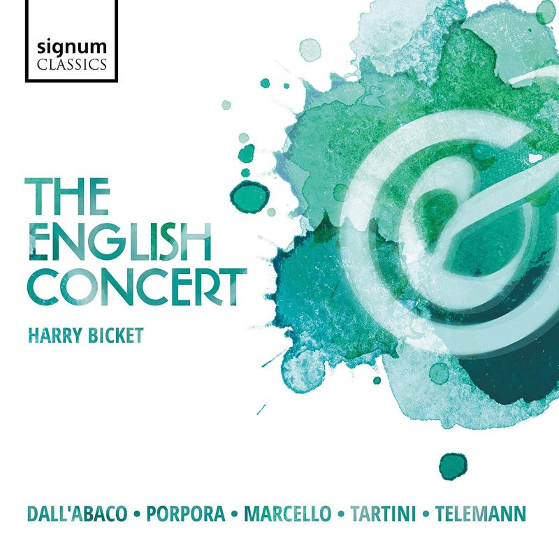 Review of The English Concert