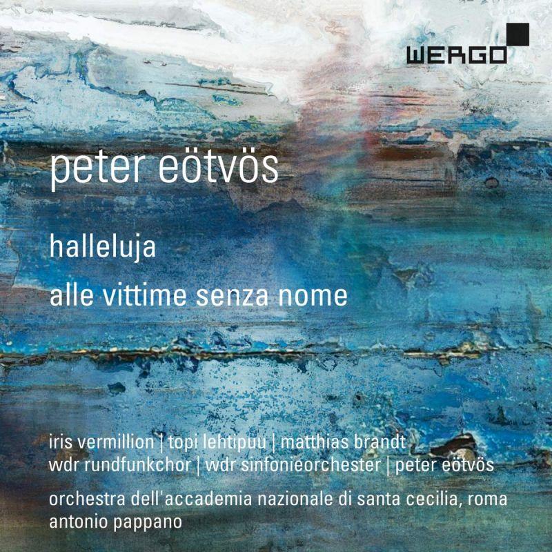 Review of EÖTVÖS Halleluja - oratorium balbulum; Alle vittime senza nome