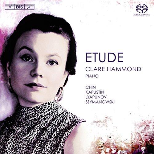 BIS2004. Clare Hammond: Études