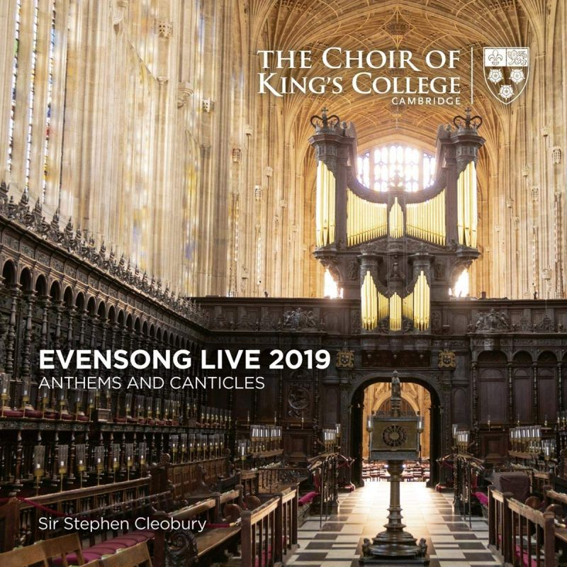 Review of Evensong Live 2019: Anthems and Canticles