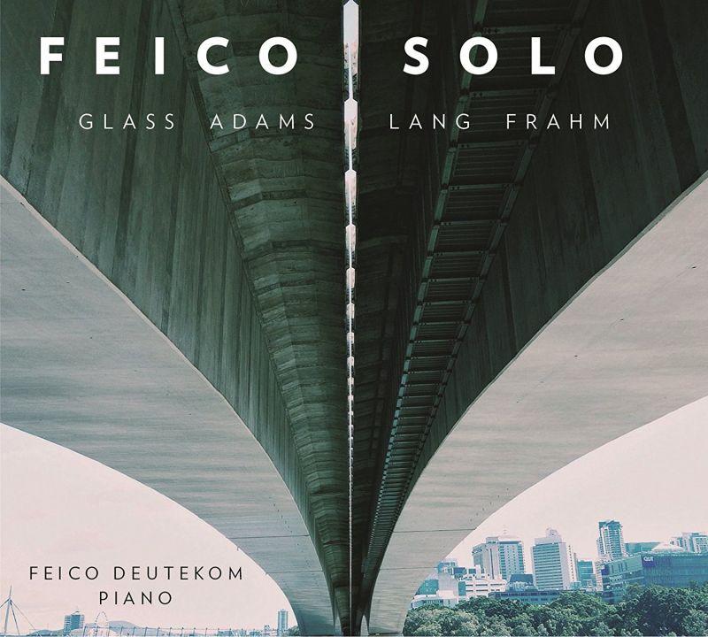 ZEF9654. Feico Deutekom: Feico Solo