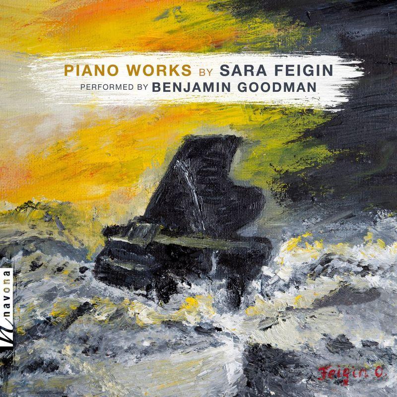 NV6147. FEIGIN Piano Works