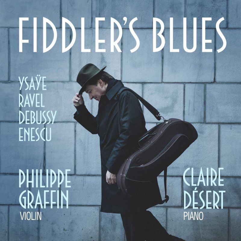 Review of Philippe Graffin: Fiddler's Blues