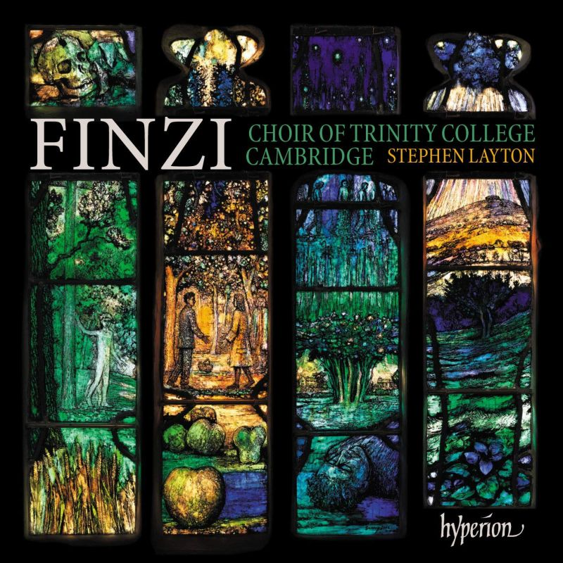 Review of FINZI Choral Works (Trinity College Cambridge Choir)