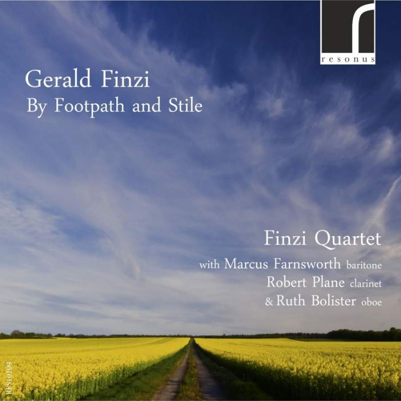 Review of FINZI By Footpath and Stile