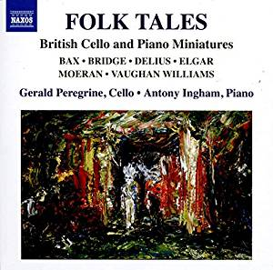 Review of Folk Tales: British Cello and Piano Miniatures