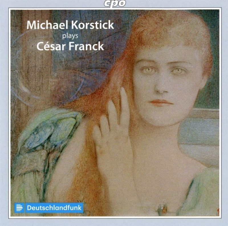 Review of FRANCK Piano works (Michael Korstick)