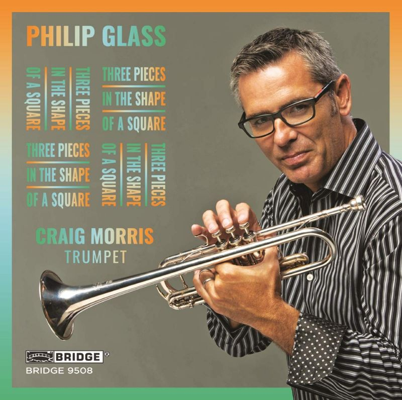 Review of GLASS Three Pieces in the Shape of a Square (Craig Morris)