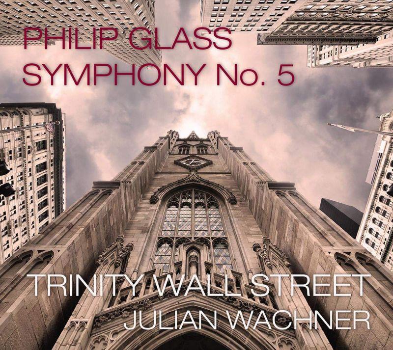 OMM0143. GLASS Symphony No 5 (Wachner)
