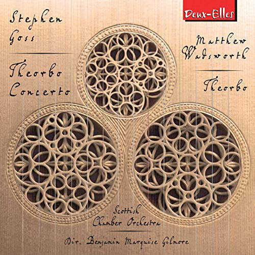 Review of S GOSS Theorbo Concerto (Matthew Wadsworth)