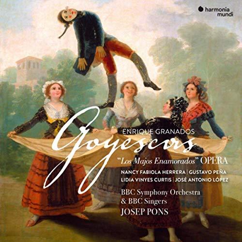 Review of GRANADOS Goyescas (Pons)