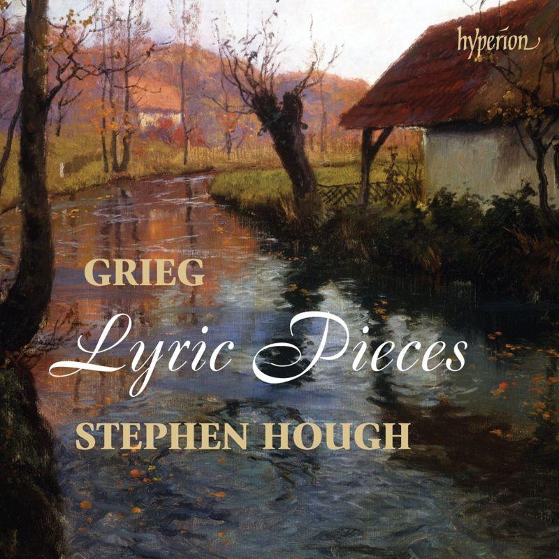 CDA68070. GRIEG Lyric Pieces
