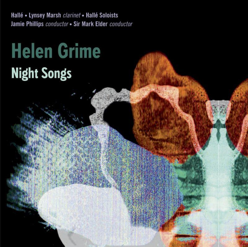 NMCD199. GRIME Clarinet Concerto. Night Songs. Virga.