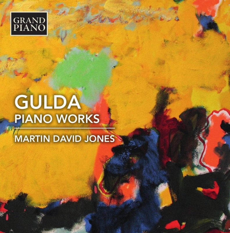GP759. GULDA Piano Woks (Jones)