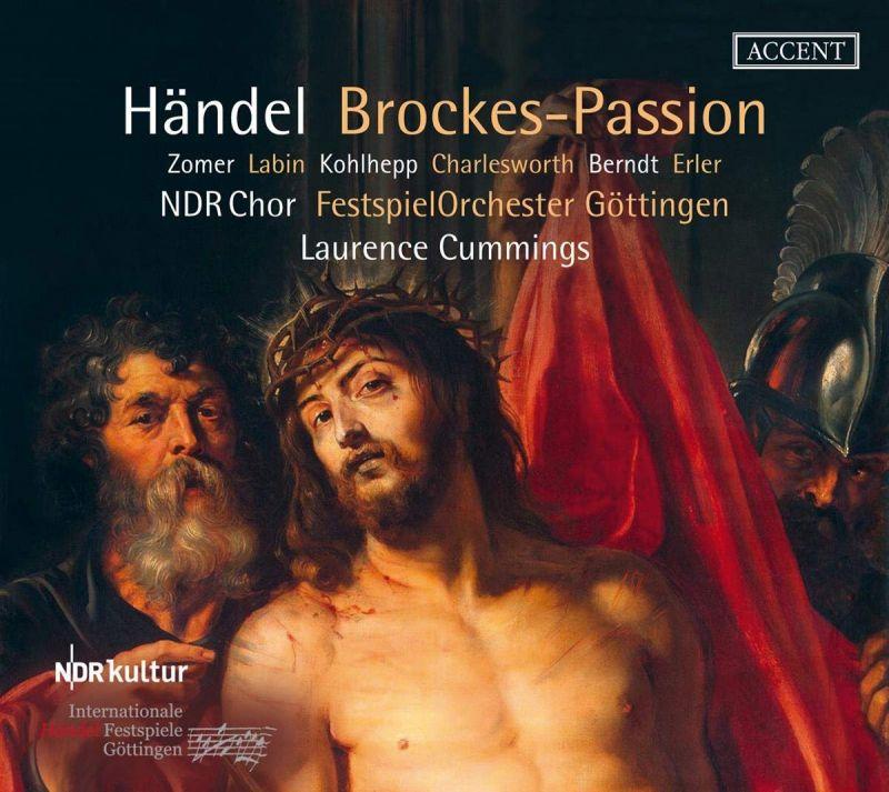 Review of HANDEL Brockes-Passion (Cummings)