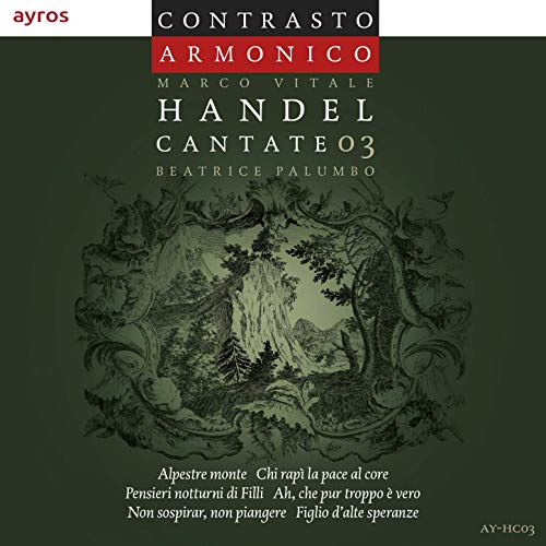 Review of HANDEL Cantate 03