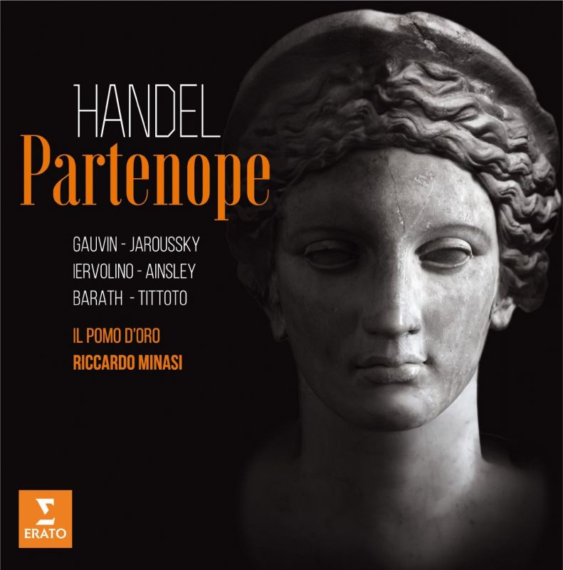 2564609007. HANDEL Partenope