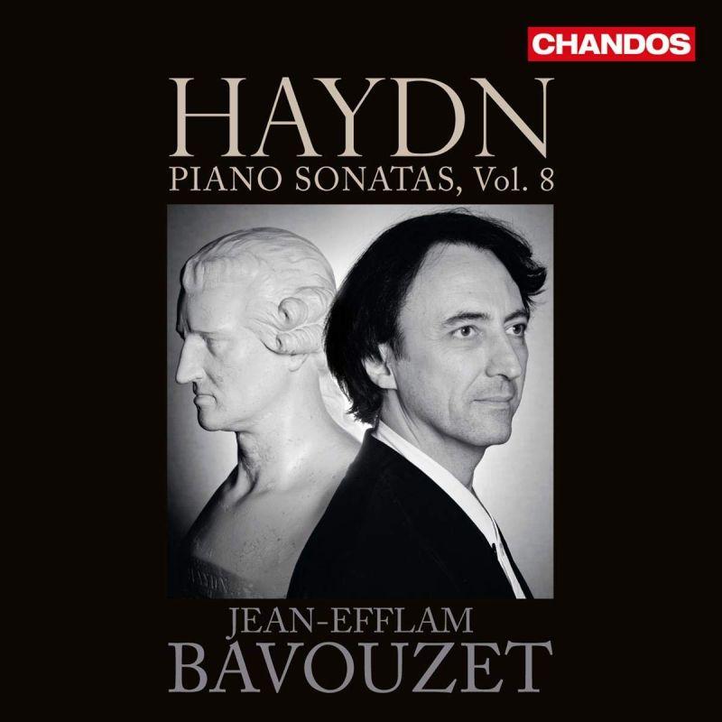 CHAN20087. HAYDN Piano Sonatas Vol 8 (Bavouzet)