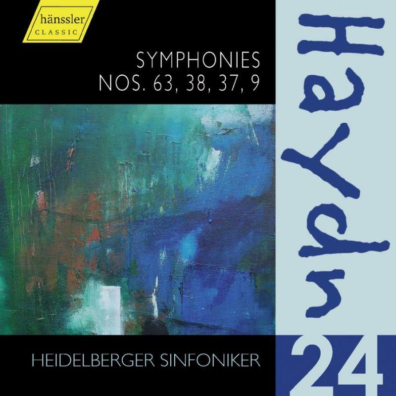 Review of HAYDN Symphonies Vol 24 (Spillner)