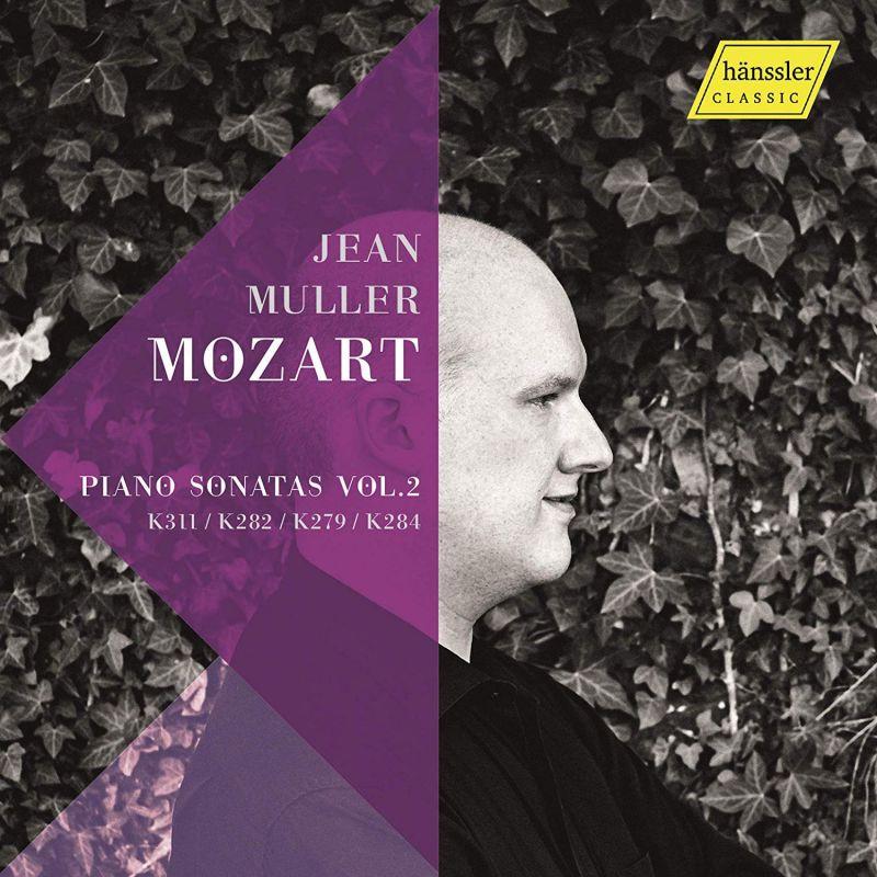 Review of MOZART Piano Sonatas, Vol 2 (Jean Muller)
