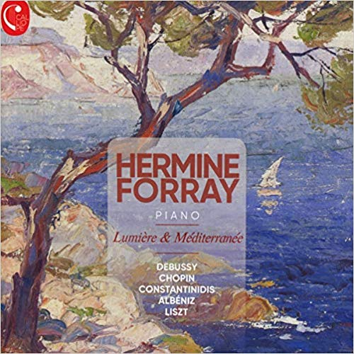 Review of Hermine Forray: Lumiere & Mediterannee