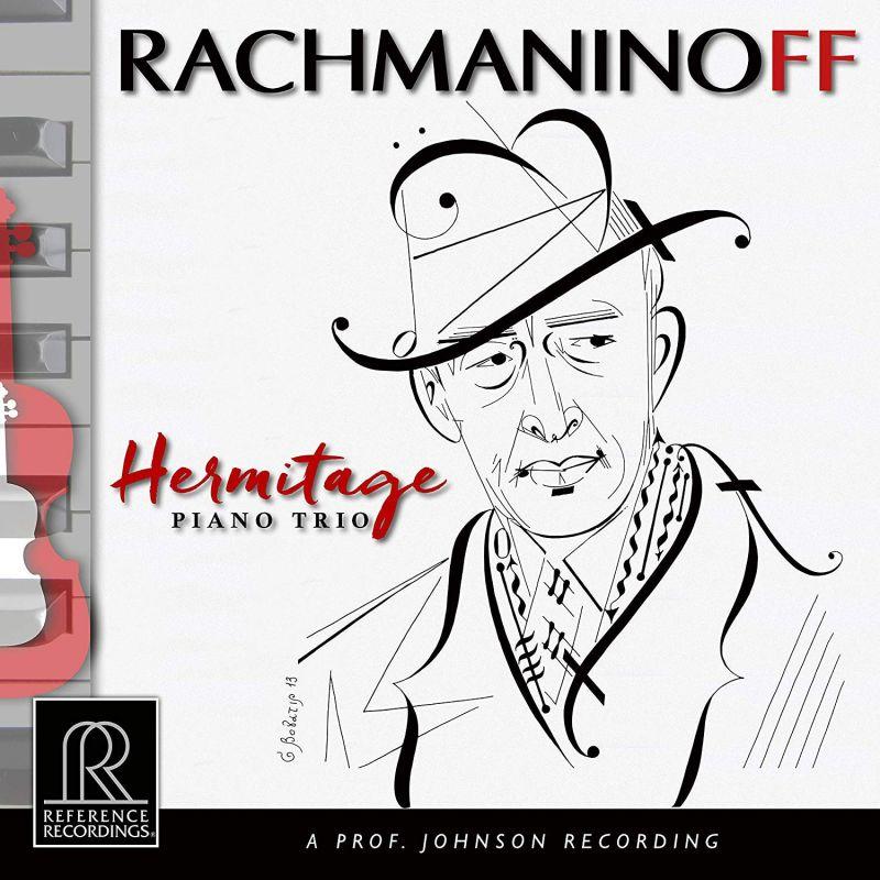 Review of RACHMANINOV Piano Trios (Hermitage Piano Trio)