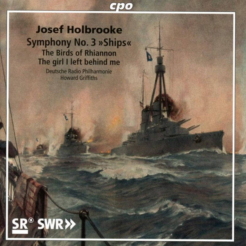 Review of HOLBROOKE Symphony No 3 (Griffiths)