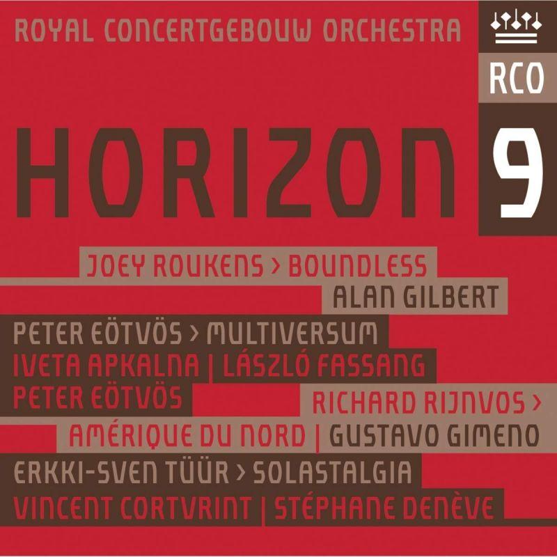 1433701854. Royal Concertgebouw Orchestra: Horizon 9