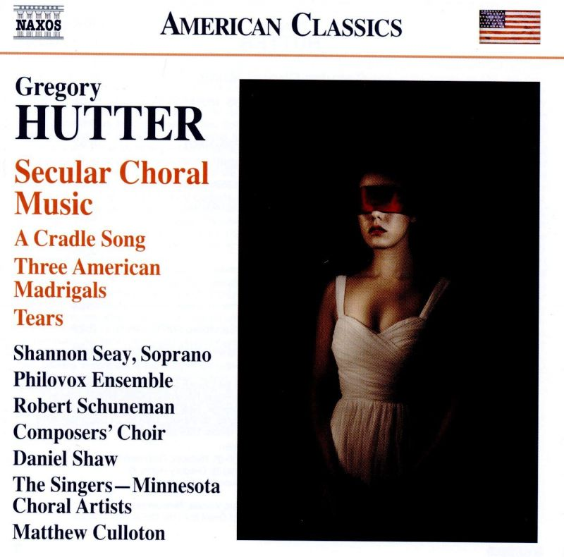 Review of HUTTER Secular Choral Music