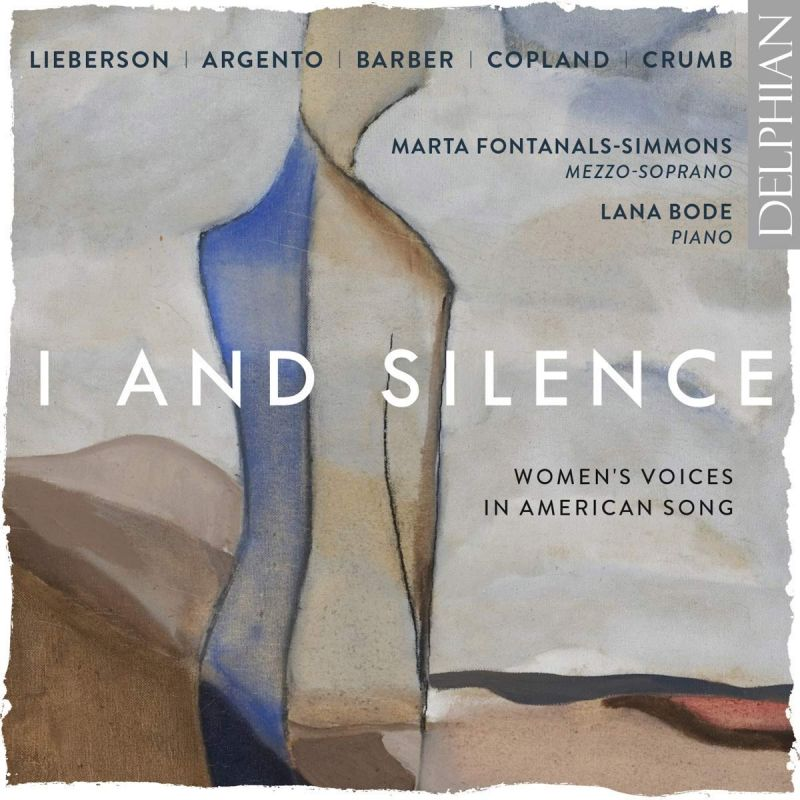 Review of I and Silence: Women's Voices in American Song