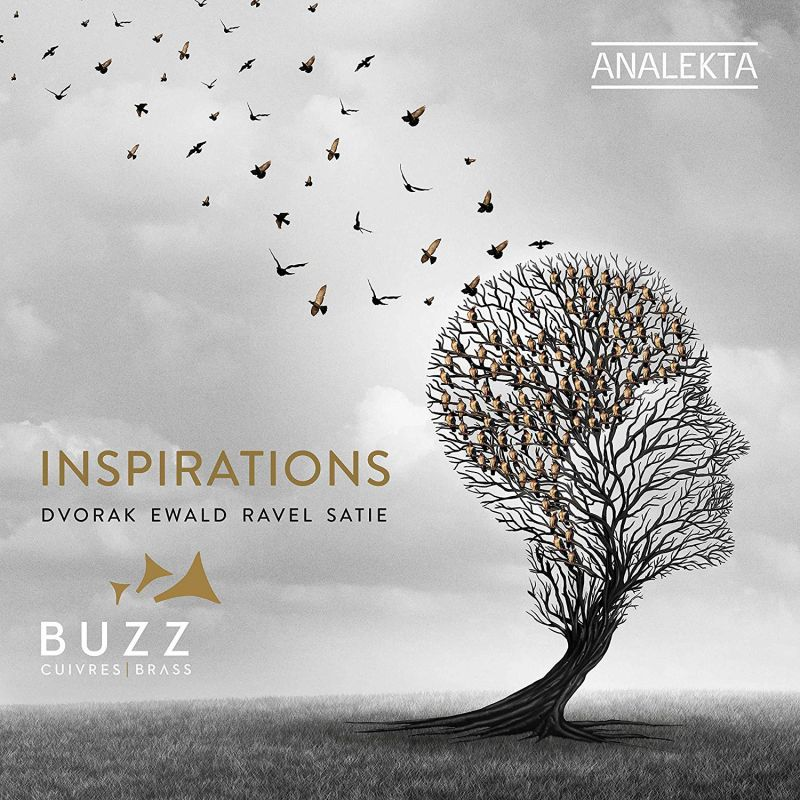 Review of Buzz Brass: Inspirations