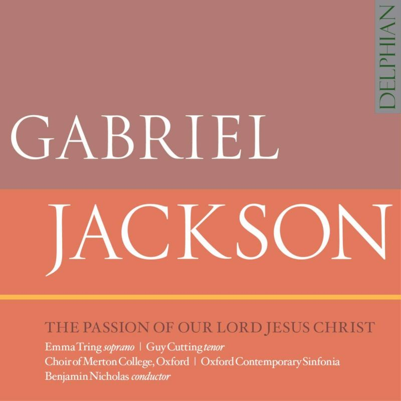 Review of JACKSON The Passion of Our Lord Jesus Christ