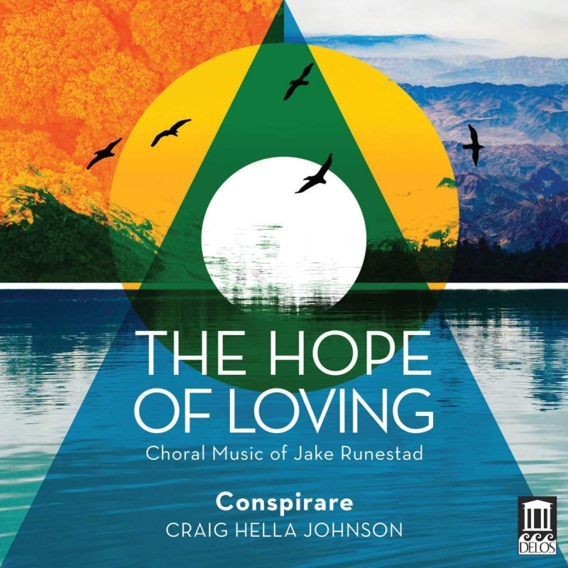 DE3578. RUNESTAD The Hope of Loving