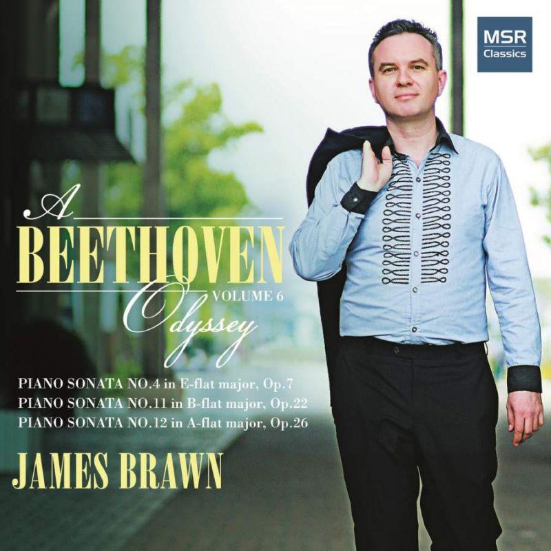 Review of BEETHOVEN Piano Sonatas Vol 6 (James Brawn)