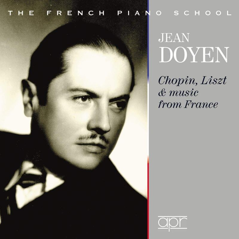 Review of Jean Doyen plays Chopin, Liszt and Music from France