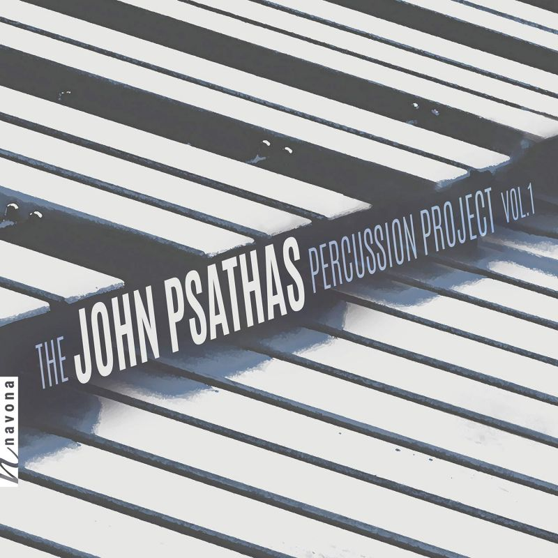Review of The John Psathas Percussion Project, Vol 1