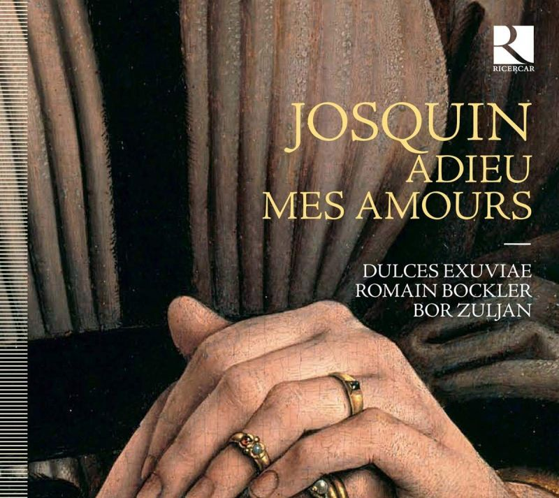 Review of JOSQUIN Adieu mes Amours