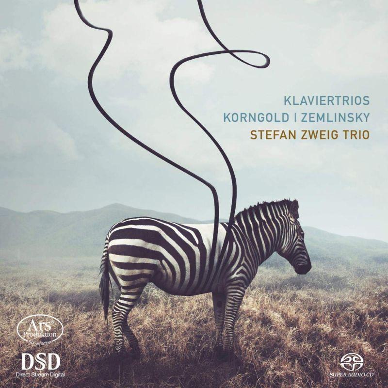 Review of KORNGOLD; ZEMINSKY Piano Trios (Stefan Zweig Trio)