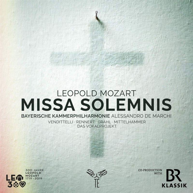 Review of L MOZART Missa solemnis (De Marchi)