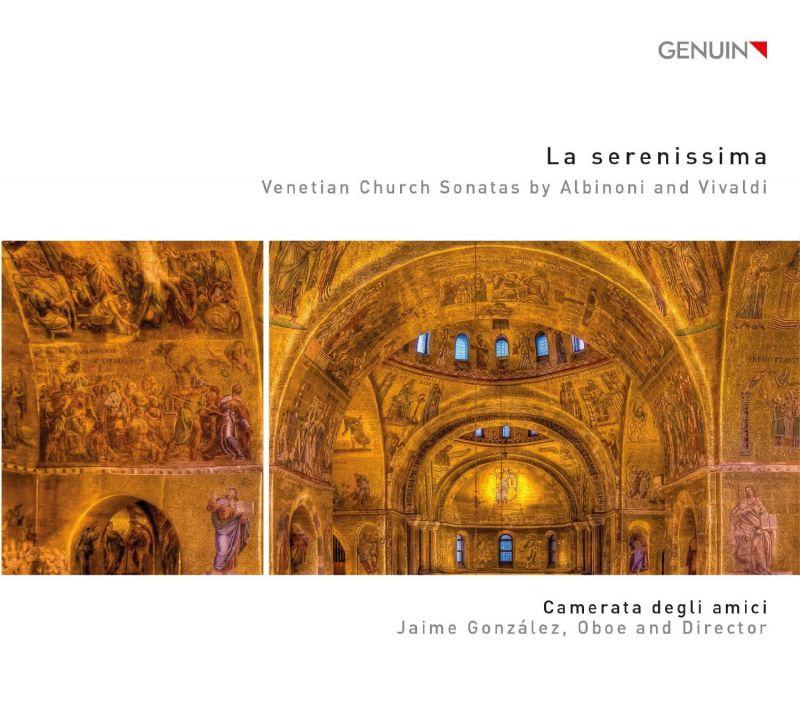GEN15332. VIVALDI Trio Sonatas ALBINONI Sonata Op 1