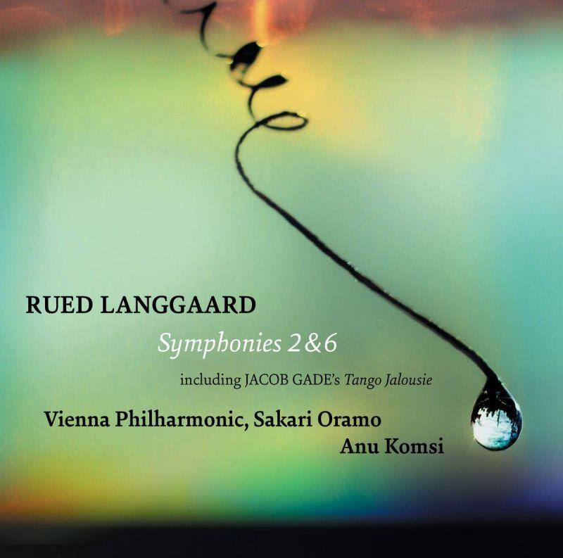 6 220653. LANGGAARD Symphonies 2 & 6 (Oramo)