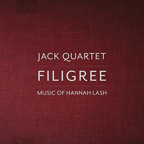FCR228. LASH Filigree (Jack Quartet)